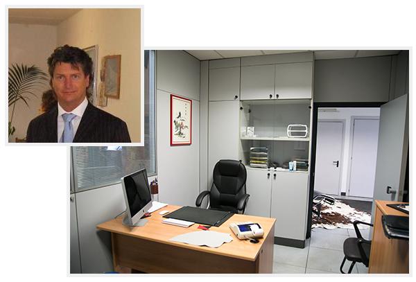due foto biolo e ufficio